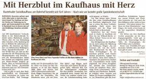 Zeitungsartikel 2014-11-04